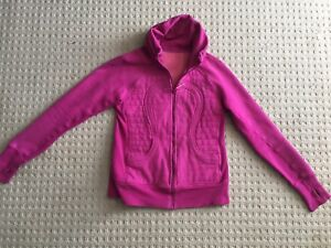 Lululemon Cuddle Up Jacket Size 8