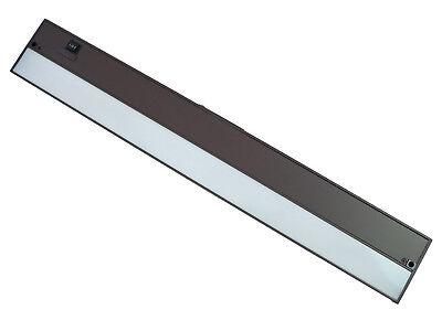 LED Light Under Cabinet Kitchen Adjustable Dimmable SLV Lighting Bronze Bar Kit Bronze Under Cabinet Light