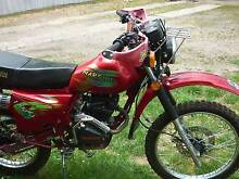MASHIN SUPER ROAD/OFF ROAD MOTOR BIKE Moe Latrobe Valley Preview