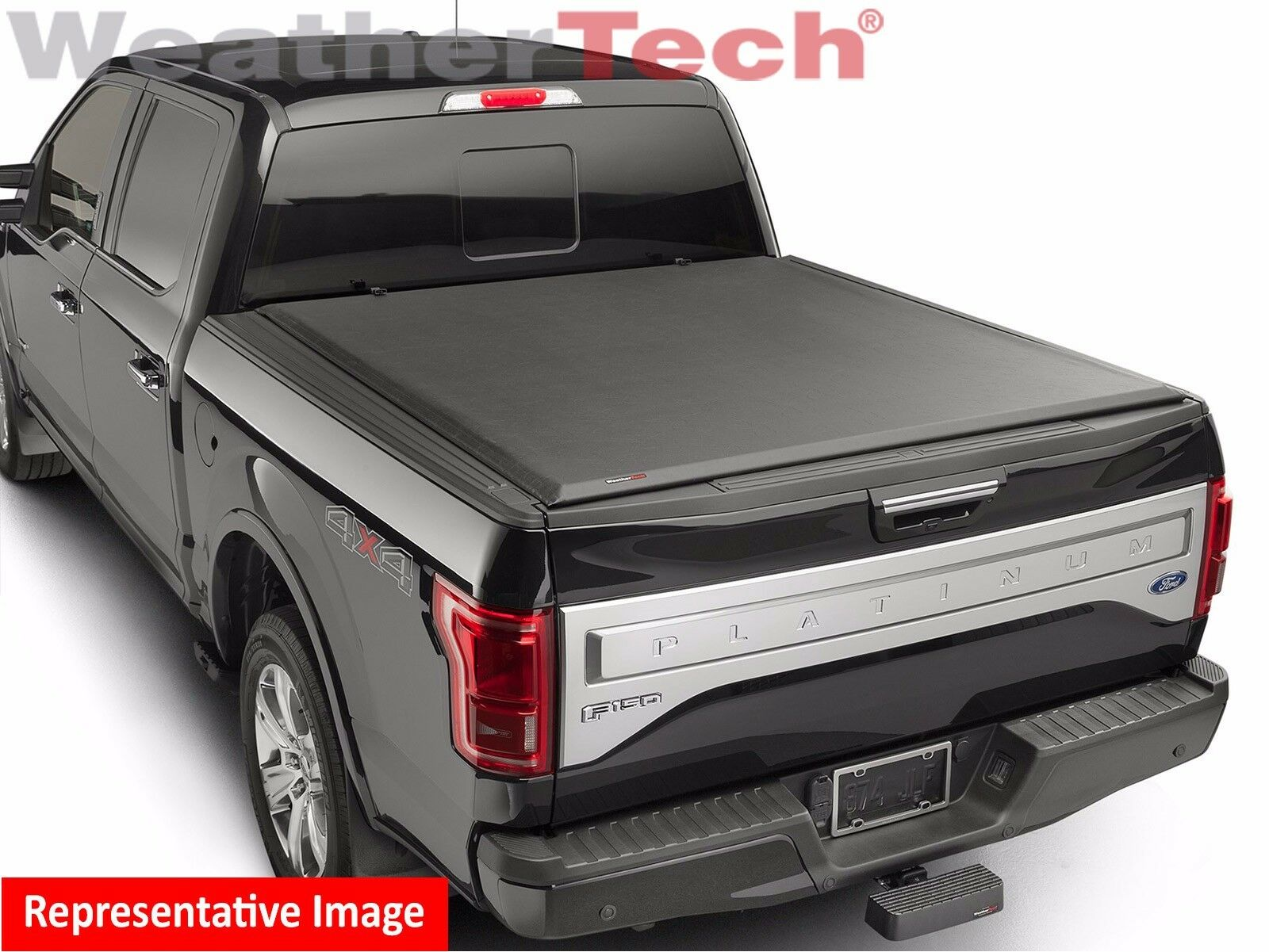 Weathertech Roll Up Truck Bed Cover For 2020 Jeep Gladiator Check Fit Notes Ebay