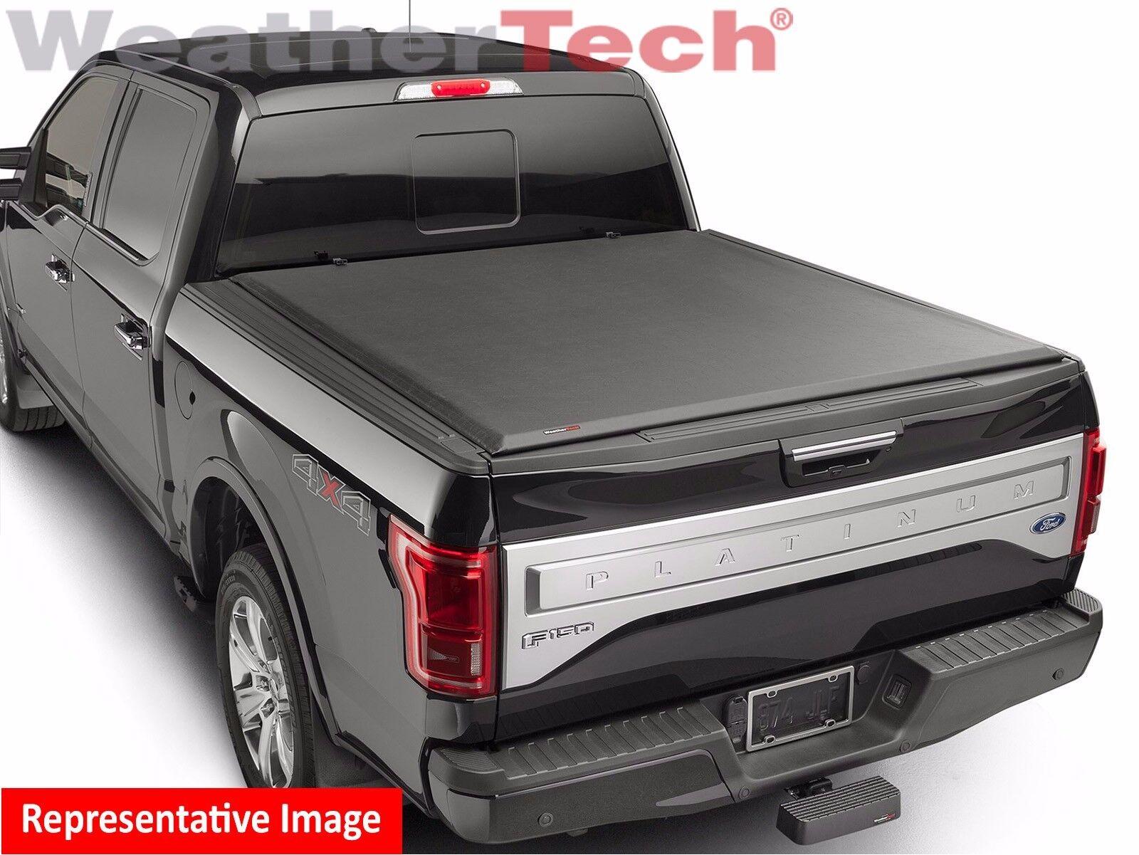Weathertech Roll Up Truck Bed Cover For Honda Ridgeline 2017 2019 Ebay