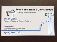 Get you fence or deck done for the summer