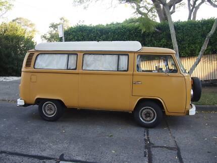 VW Kombi 1973