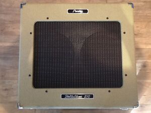 Amplificateur de guitare Delta Blues 210
