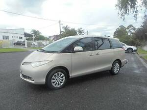 2007 Toyota Tarago Wagon Glenthorne Greater Taree Area Preview