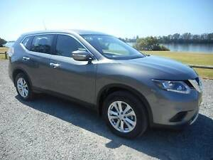 2016 Nissan X-trail Wagon Glenthorne Greater Taree Area Preview
