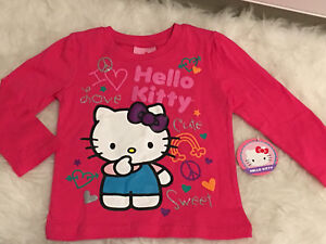 Hello kitty shirt new with tag