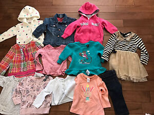 Fall winter clothes size 1 Dianella Stirling Area Preview
