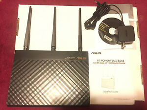 Asus RT-AC1900 Dual Band Wifi a/b/g/n/ac Router
