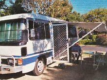 Toyota Coaster Motorhome Hurstbridge Nillumbik Area Preview