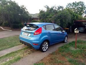 Ford Fiesta Zetec 2009 Oxley Vale Tamworth City Preview
