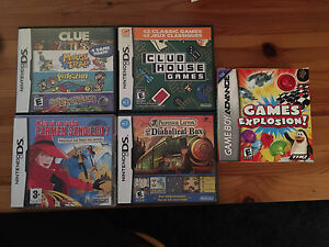 Jeu Nintendo DS Gameboy Advance / game
