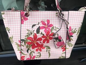 Brand New Guess Floral Purse