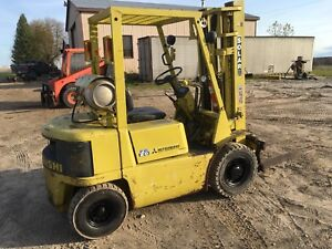 Mitsubishi outdoor forklift REDUCED!