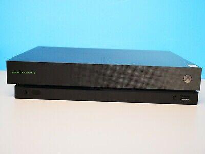 Microsoft Xbox One X Games Console 1TB Project Scorpio Edition (635950)