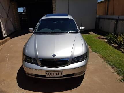 Holden WK Caprice