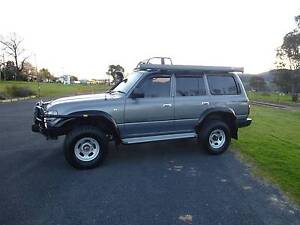 Ultimate 80 series Landcruiser 4.2L Turbo Diesel lots of extras Tumut Tumut Area Preview