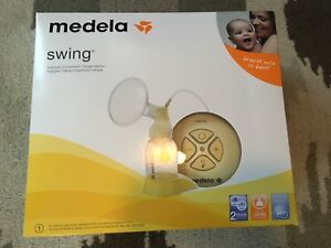 Medela swing breast pump *new*