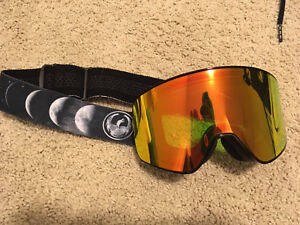 Dragon NFX2 forest Bailey goggles