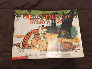 Calvin and Hobbes Large Comic Book