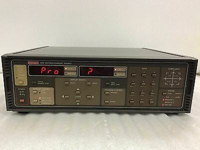 Keithley 228 Voltage Current Source 228 Seller Refurbished W 4 Month Warranty