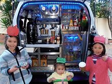 SUZUKI APV 2010 MOBILE COFFEE VAN 49,120 kms - NEW 2016 FITOUT Casula Liverpool Area Preview
