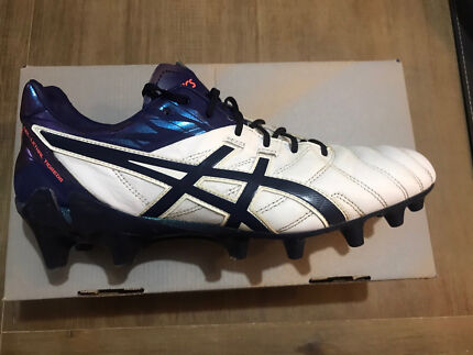 Asics gel lethal tigreor football boots size 10