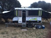 Jayco Swan Outback 2016 Sandy Bay Hobart City Preview