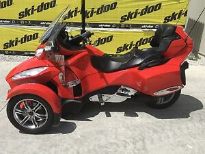 2011 Can-Am RT-S Roadster - SM5