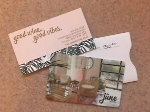 The June Motel Gift Card