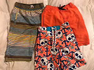 Boys Swimsuits, Size 7-8