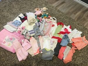 Starter Baby Girl Lot... 40+ items!