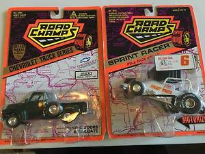 ROAD CHAMPS Sprint Racer & Chevrolet Truck Series MOTORISED Cars Stirling Stirling Area Preview