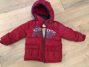 2 years old winter jacket
