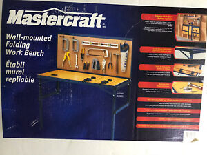 Mastercraft workbench