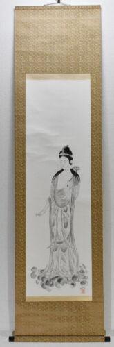 Japanese hanging scroll,Kan