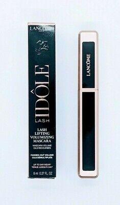 Lancome Idole Lash Lifting Mascara Glossy Black FULL SIZE 0.27 oz - NEW