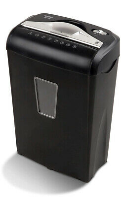 Aurora Au800ma 8 Sheet Micro-cut Paper Shredder