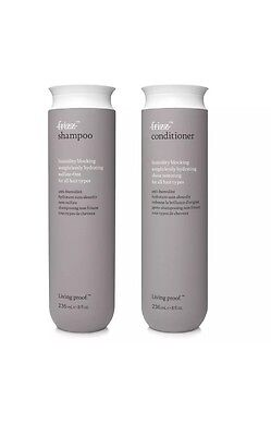 Living Proof No Frizz Shampoo & Conditioner 8 oz Each