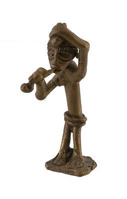 Figure, Figure African Bronze, Old-Lobi-Art African-Af 1081