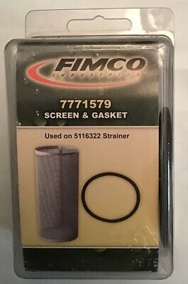 Fimco Screen Gasket 7771581 New Sealed Free Shipping