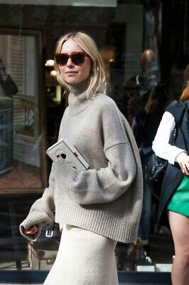 Celine Phoebe Philo Cashmere Turtleneck Sweater