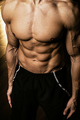 Myth 2: Just doing crunches will give you a six-pack