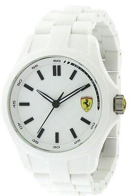 Ferrari Scuderia Pit Crew Mens Watch 0830155
