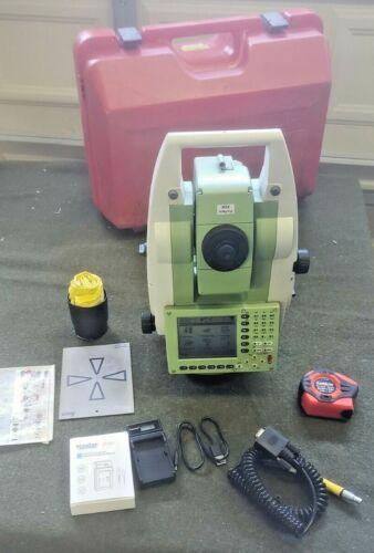 Leica Robotic Total Station TCRP1203 R300 EXCELLENT