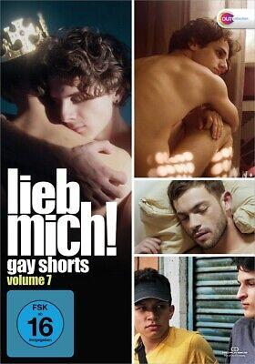 Lieb Mich! - Gay Shorts Volume 7 DVD *NEU*OVP*