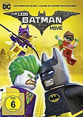 The LEGO Batman Movie DVD Der Kinofilm NEU OVP