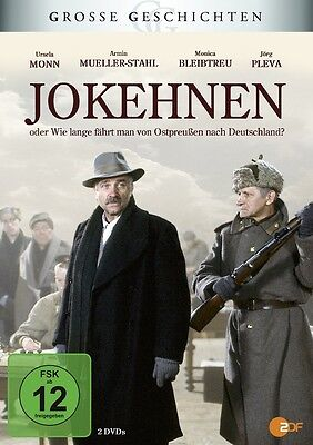 Jokehnen oder Wie lange fährt man von Ostpreußen nach Deutschland? - NEU 2 DVDs