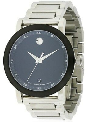 $535.24 - Movado Museum Mens Watch 0606604