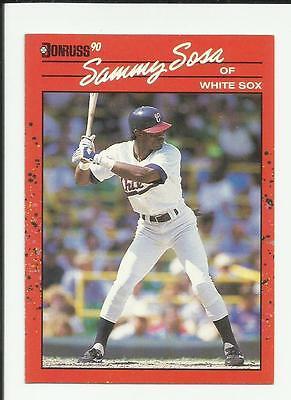 cd90a7ba8e 1990 Donruss Baseball Card Lot - You Pick - Includes Stars